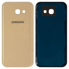 Задняя крышка Samsung Galaxy A5 A520F (2017) ЗОЛОТАЯ