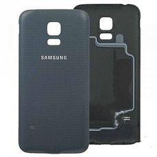 Задняя крышка Samsung Galaxy S5 Mini SM-G800F ЧЕРНАЯ