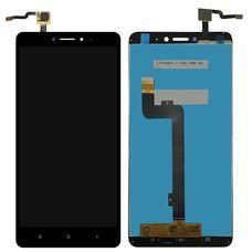 Дисплей Xiaomi Mi MAX 2 Черный (экран+сенсор)