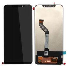 Дисплей Xiaomi Pocophone F1 Черный (экран+сенсор, стекло)