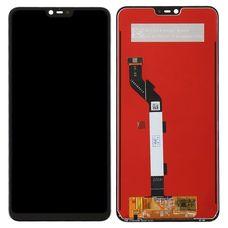 Дисплей Xiaomi Mi 8 LITE Черный (экран + тачскрин, стекло)