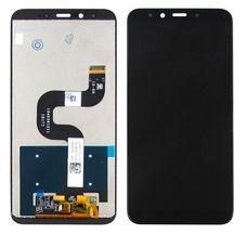 Дисплей Xiaomi Mi A2 / Mi6X Черный (экран+сенсор, стекло)