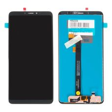Дисплей Xiaomi Mi MAX 3 Черный (экран+сенсор)
