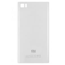 Задняя крышка Xiaomi Mi 3 Белая