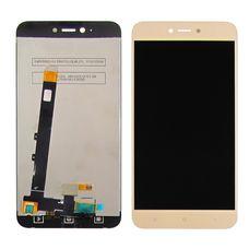 Дисплей Xiaomi REDMI NOTE 5A Золотой (экран+сенсор, стекло)