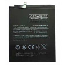 Аккумулятор Xiaomi Redmi Note 5A / Mi 5X / A1 / Redmi S2 (BN31)