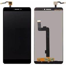 Дисплей Xiaomi Mi MAX Черный (в сборе с тачскрином)