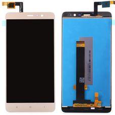 Дисплей Xiaomi REDMI NOTE 3 Золото (модуль, в сборе)