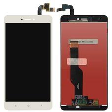 Дисплей Xiaomi REDMI 4A Белый (модуль, в сборе)