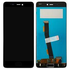 Дисплей Xiaomi Mi 5S Черный (экран + тачскрин, стекло)