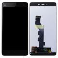 Дисплей Xiaomi Mi NOTE Черный (экран + тачскрин, стекло)