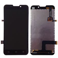 Дисплей ZTE V987 Grand  X Quad Черный (модуль, в сборе)