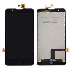 Дисплей ZTE Geek V5 9180 Черный (модуль, в сборе) ОРИГИНАЛ