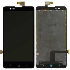 Дисплей ZTE Blade HN V993W Черный (экран + тачскрин, стекло)