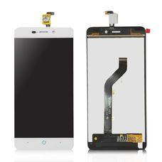 Дисплей ZTE Blade X3 (D2 A452) Белый (экран + тачскрин, стекло) ОРИГИНАЛ