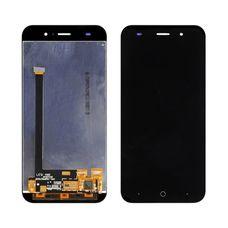 Дисплей ZTE Blade X7 / Z7 T660 Черный (экран + тачскрин, стекло) ОРИГИНАЛ