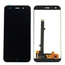 Дисплей ZTE Blade Z10 Черный (экран + тачскрин, стекло)
