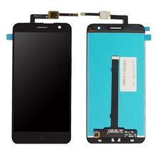 Дисплей ZTE Blade V7 T633 Черный (экран + тачскрин, стекло)