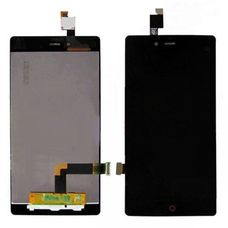 Дисплей ZTE Nubia Z9 mini NX511H Черный (экран + тачскрин, стекло) ОРИГИНАЛ