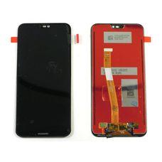 Дисплей Huawei P20 Lite / Nova 3E / ANE - LX1 Черный (экран + сенсор) ОРИГИНАЛ