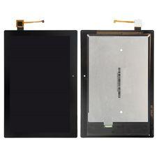 Дисплей Lenovo Tab 2 A10-70F / A10-70L Черный (экран + тачскрин, стекло)