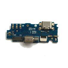 Разъем зарядки Meizu M2 mini  плата + микрофон + вибро