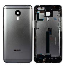 Задняя крышка Meizu MX5 черная / серая