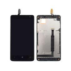 Дисплей Nokia Lumia 625 черный Microsoft (модуль, в сборе)