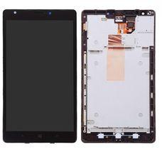 Дисплей Nokia Lumia 1520 В РАМКЕ (модуль, в сборе)